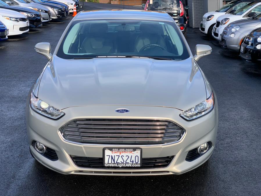 Used Ford Fusion Energi Titanium 2015 | Green Light Auto Wholesale. Daly City, California