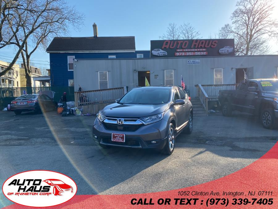 Used 2017 Honda CR-V in Irvington , New Jersey | Auto Haus of Irvington Corp. Irvington , New Jersey