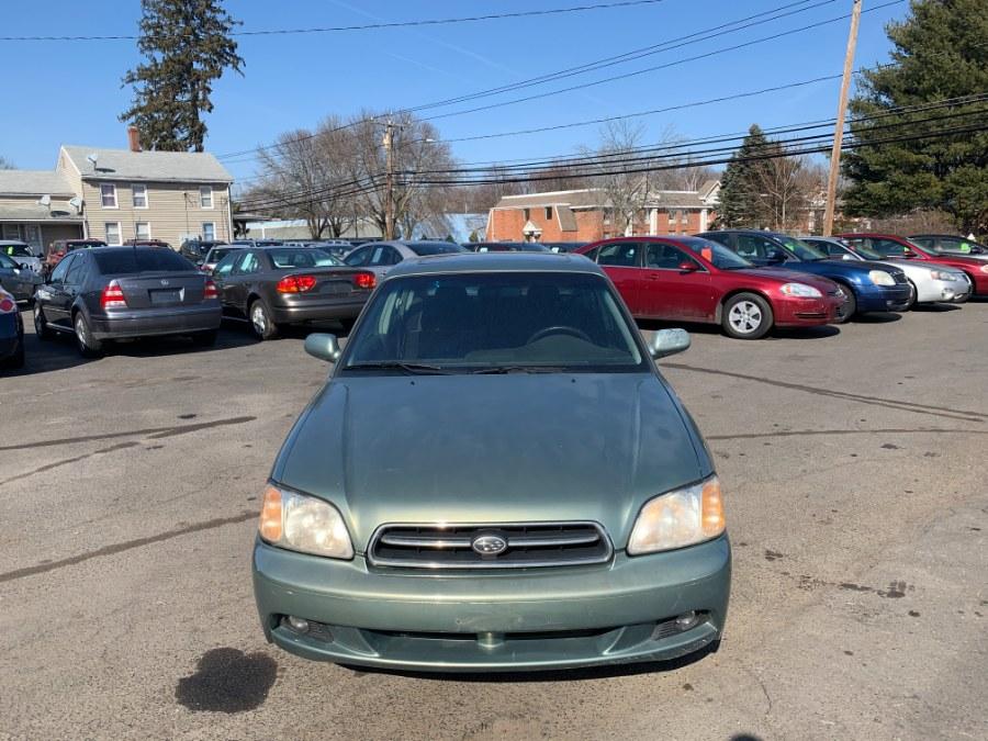 Used 2004 Subaru Legacy Sedan in East Windsor, Connecticut | CT Car Co LLC. East Windsor, Connecticut