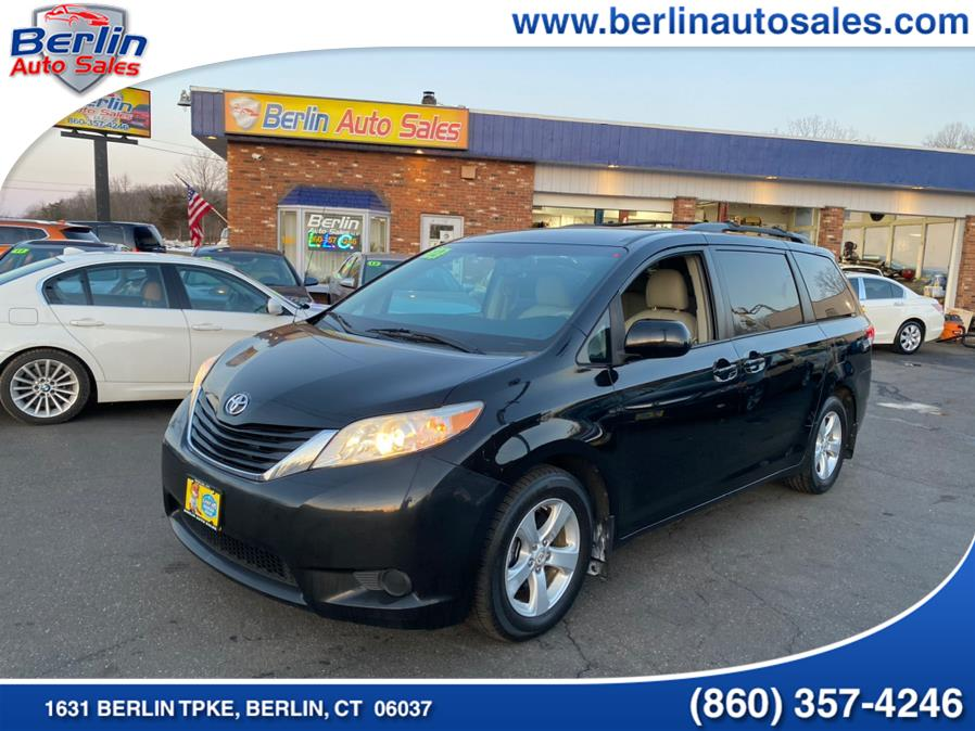 Used 2012 Toyota Sienna in Berlin, Connecticut | Berlin Auto Sales LLC. Berlin, Connecticut