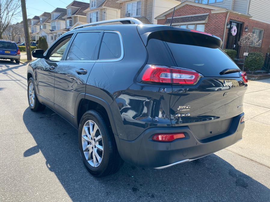 Used Jeep Cherokee Limited 4x4 2018 | Diamond Cars R Us Inc. Franklin Square, New York