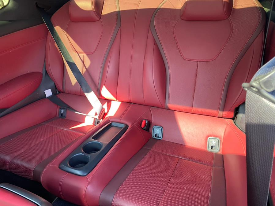 Used INFINITI Q60 Red Sport RED SPORT 400 AWD 2018 | Diamond Cars R Us Inc. Franklin Square, New York