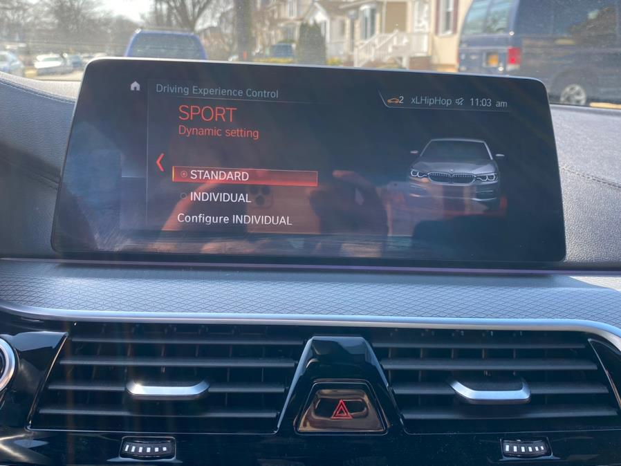 Used BMW 5 Series ///M Sport Package 530e xDrive iPerformance Plug-In Hybrid 2018   Diamond Cars R Us Inc. Franklin Square, New York