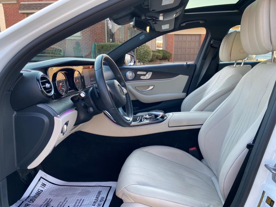 Used Mercedes-Benz E-Class ///AMG Package E 300 Sport 4MATIC Sedan 2017 | Diamond Cars R Us Inc. Franklin Square, New York