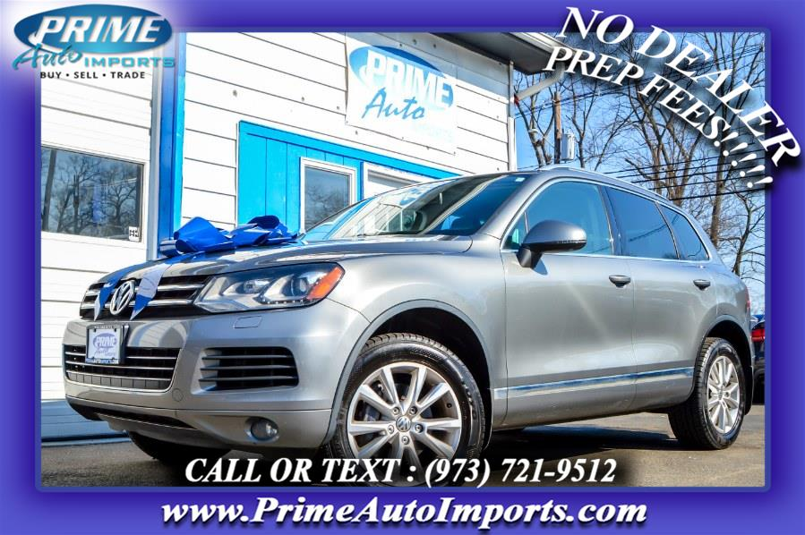 Used 2014 Volkswagen Touareg in Bloomingdale, New Jersey | Prime Auto Imports. Bloomingdale, New Jersey