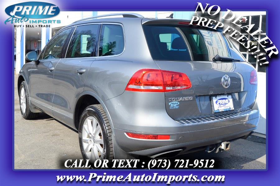 Used Volkswagen Touareg 4dr 3.6L Sport 2014 | Prime Auto Imports. Bloomingdale, New Jersey