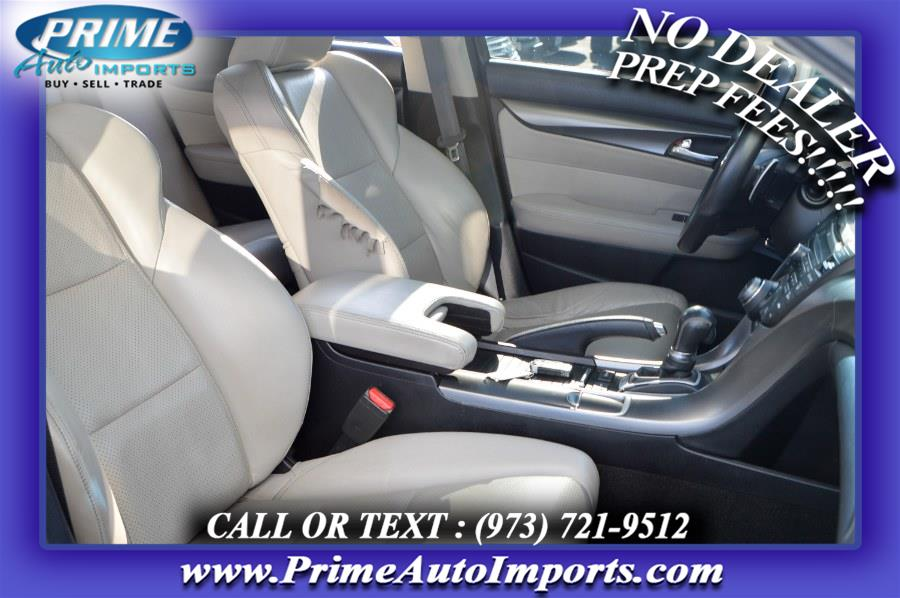 Used Acura TL 4dr Sdn Auto SH-AWD Tech 2013 | Prime Auto Imports. Bloomingdale, New Jersey