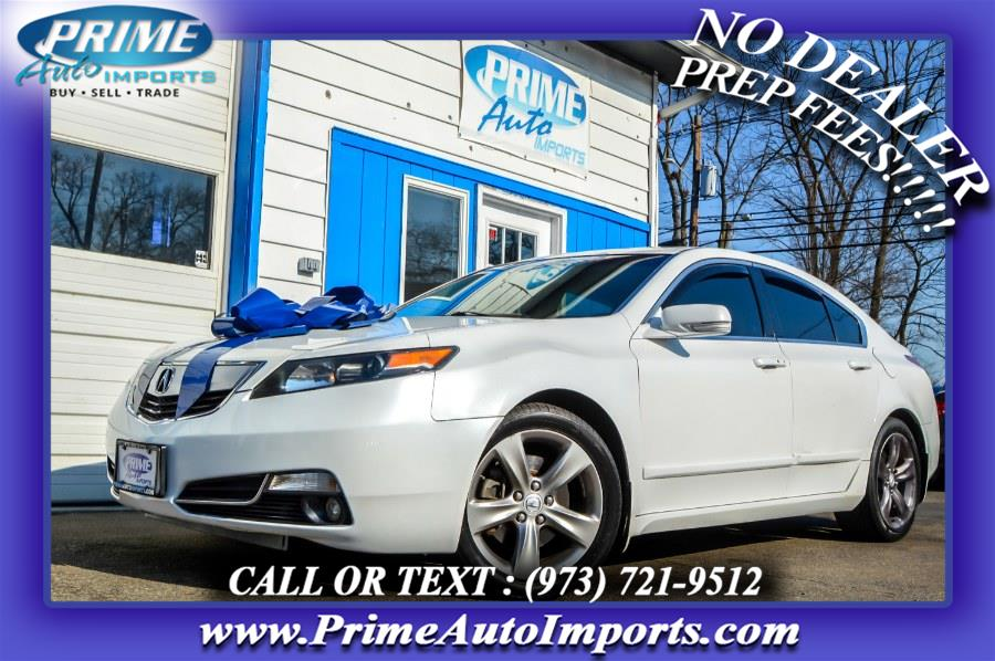 Used 2013 Acura TL in Bloomingdale, New Jersey | Prime Auto Imports. Bloomingdale, New Jersey