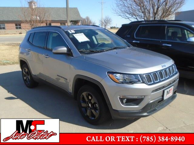 Used 2018 Jeep Compass in Colby, Kansas | M C Auto Outlet Inc. Colby, Kansas