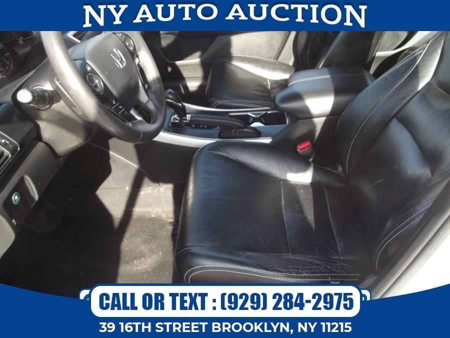 Used Honda Accord Sedan 4dr I4 CVT Sport 2014 | NY Auto Auction. Brooklyn, New York