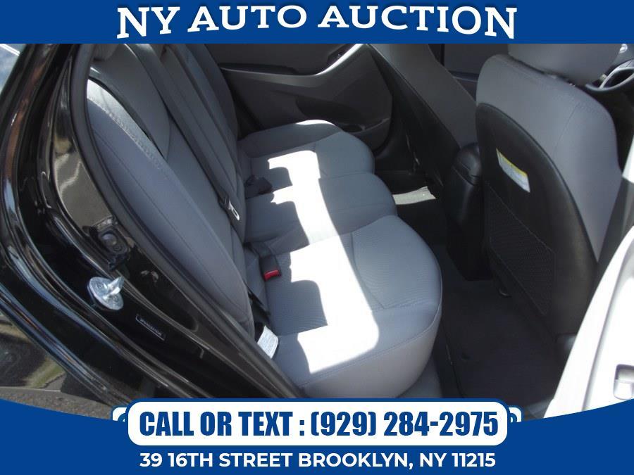 Used Hyundai Elantra 4dr Sdn Auto SE (Alabama Plant) 2016 | NY Auto Auction. Brooklyn, New York