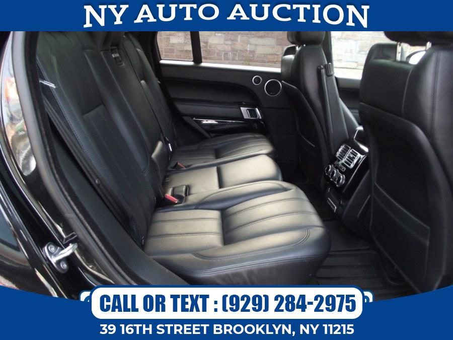 Used Land Rover Range Rover 4WD 4dr Supercharged 2015   NY Auto Auction. Brooklyn, New York