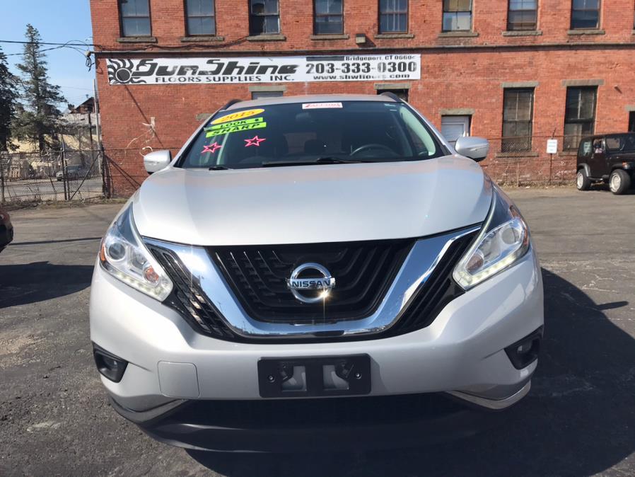 Used Nissan Murano SV AWD 2015 | Affordable Motors Inc. Bridgeport, Connecticut