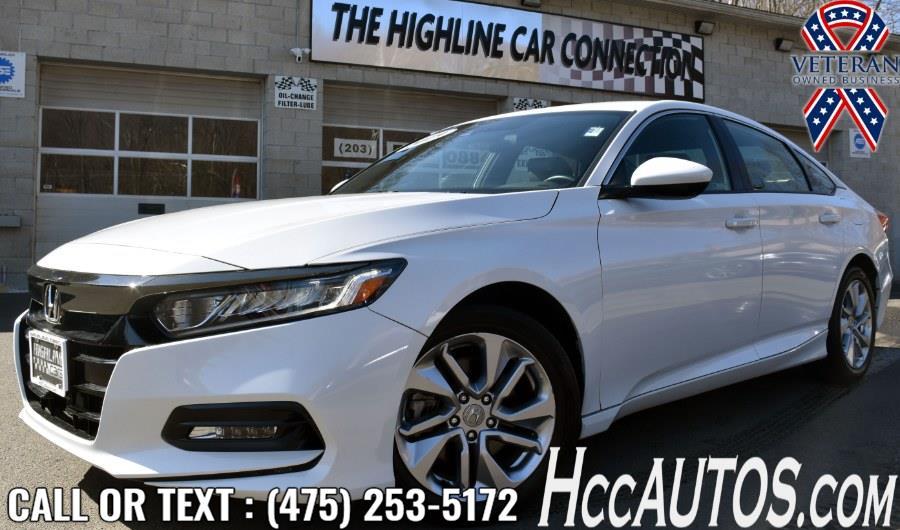 Used 2019 Honda Accord Sedan in Waterbury, Connecticut | Highline Car Connection. Waterbury, Connecticut