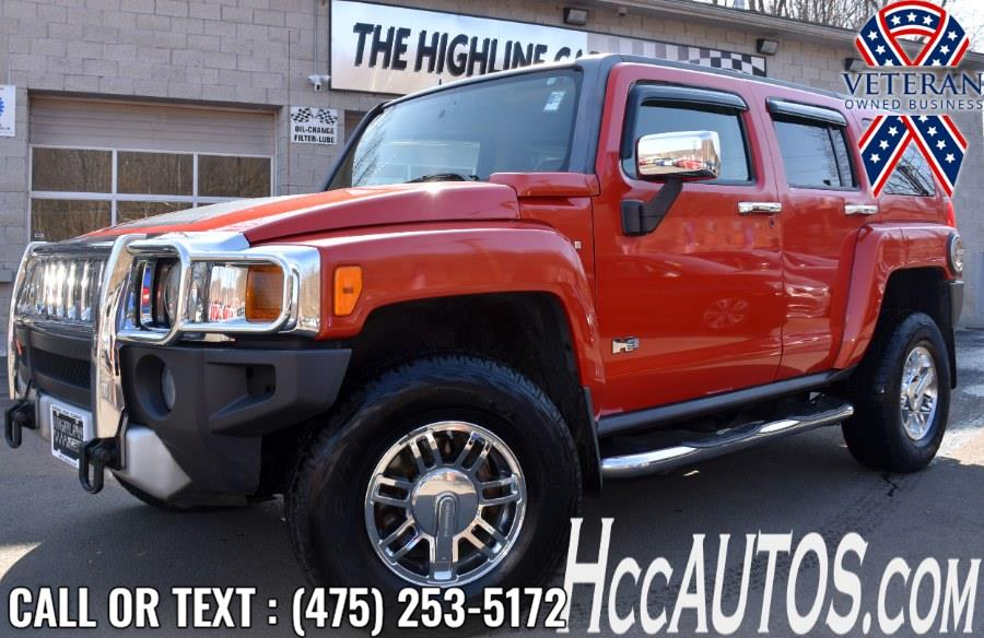 Used 2008 HUMMER H3 in Waterbury, Connecticut | Highline Car Connection. Waterbury, Connecticut