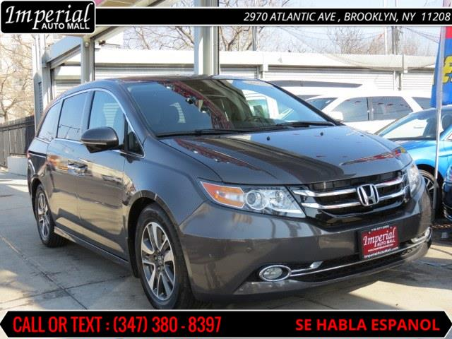 Used Honda Odyssey 5dr Touring Elite 2016 | Imperial Auto Mall. Brooklyn, New York