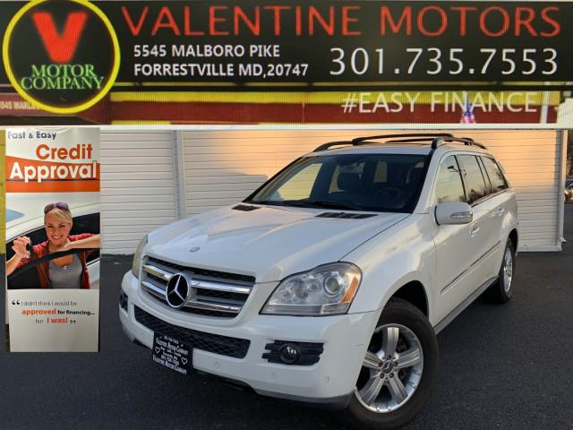 2008 Mercedes-benz Gl-class 4.6L, available for sale in Forestville, MD
