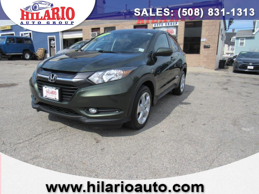 Used 2016 Honda HR-V in Worcester, Massachusetts | Hilario's Auto Sales Inc.. Worcester, Massachusetts