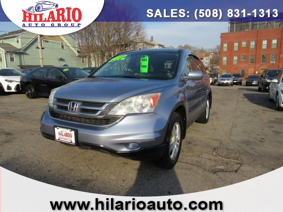 Used 2010 Honda CR-V in Worcester, Massachusetts | Hilario's Auto Sales Inc.. Worcester, Massachusetts