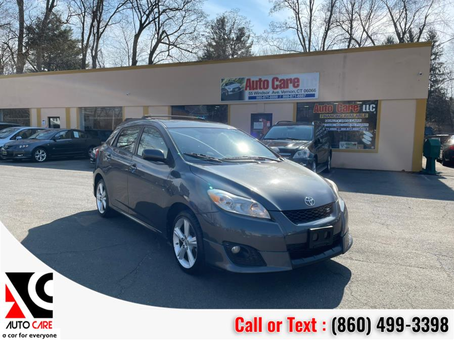 Used Toyota Matrix 5dr Wgn Auto S AWD (Natl) 2010 | Auto Care Motors. Vernon , Connecticut