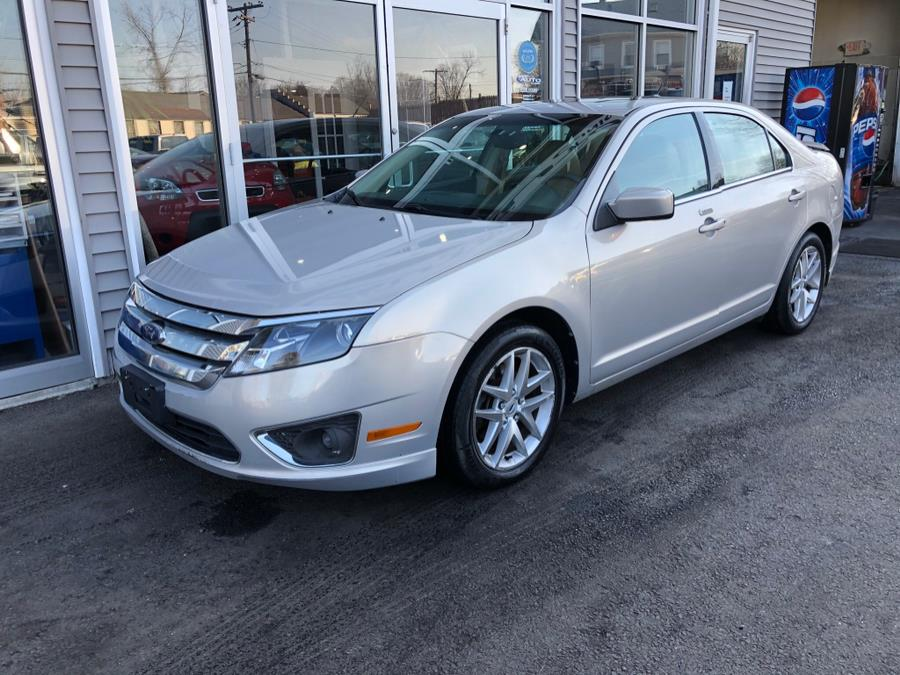 Used Ford Fusion 4dr Sdn SEL AWD 2010 | Chris's Auto Clinic. Plainville, Connecticut