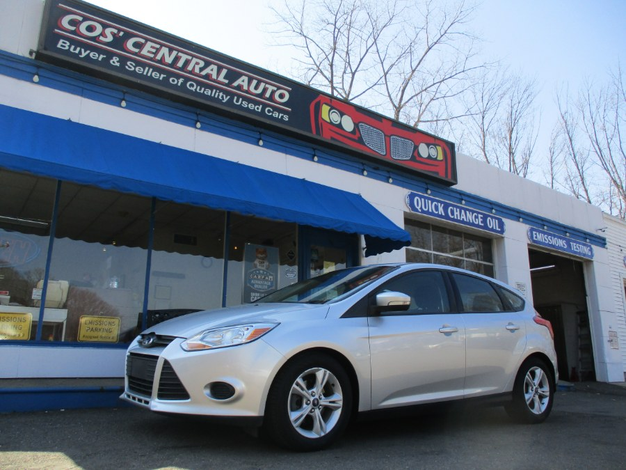 Used 2014 Ford Focus in Meriden, Connecticut | Cos Central Auto. Meriden, Connecticut