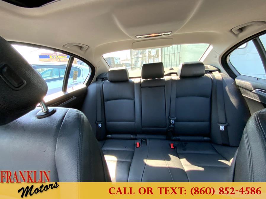 Used BMW 5 Series 4dr Sdn 528i xDrive AWD 2015 | Franklin Motors Auto Sales LLC. Hartford, Connecticut
