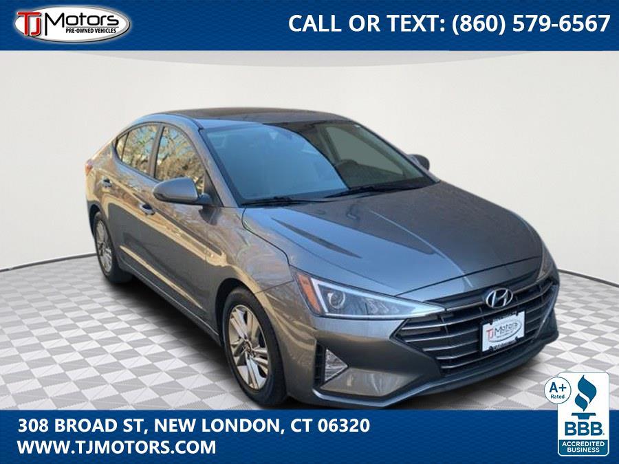 Used Hyundai Elantra 2.0L Auto VALUE PACKAGE 2019 | TJ Motors. New London, Connecticut