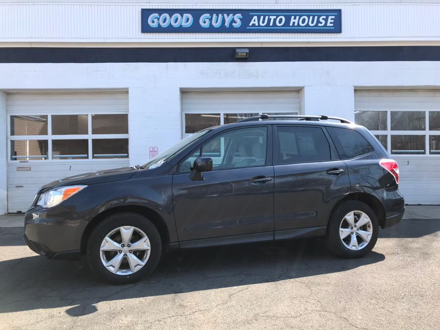 Used 2016 Subaru Forester in Southington, Connecticut | Good Guys Auto House. Southington, Connecticut