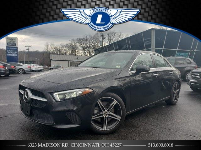 Used 2019 Mercedes-benz A-class in Cincinnati, Ohio | Luxury Motor Car Company. Cincinnati, Ohio