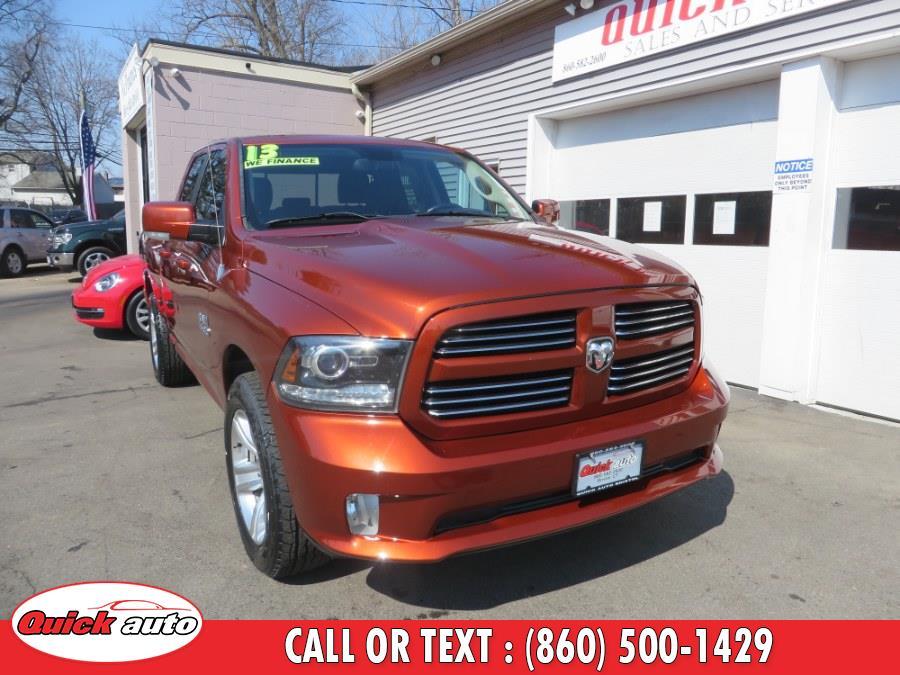 Used 2013 Ram 1500 in Bristol, Connecticut | Quick Auto LLC. Bristol, Connecticut