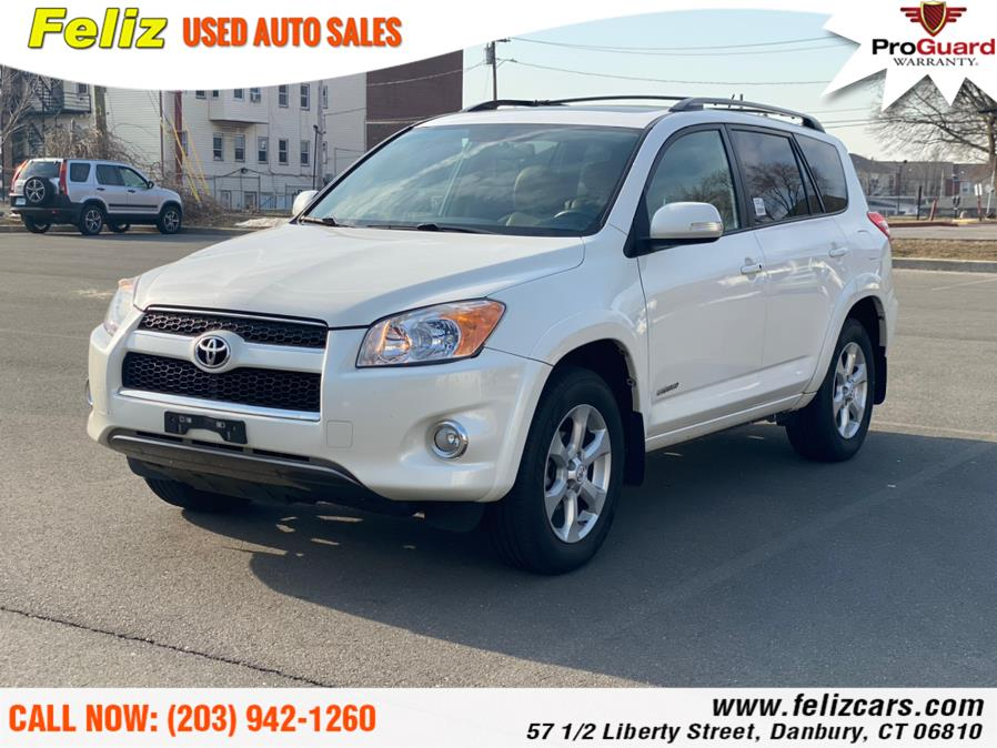 Used 2011 Toyota RAV4 in Danbury, Connecticut | Feliz Used Auto Sales. Danbury, Connecticut
