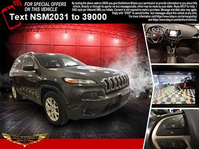 Used Jeep Cherokee 4WD 4dr Latitude 2016 | Sunrise Auto Outlet. Amityville, New York
