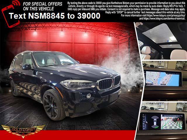 Used BMW X5 xDrive35i Sports Activity Vehicle 2017 | Northshore Motors. Syosset , New York