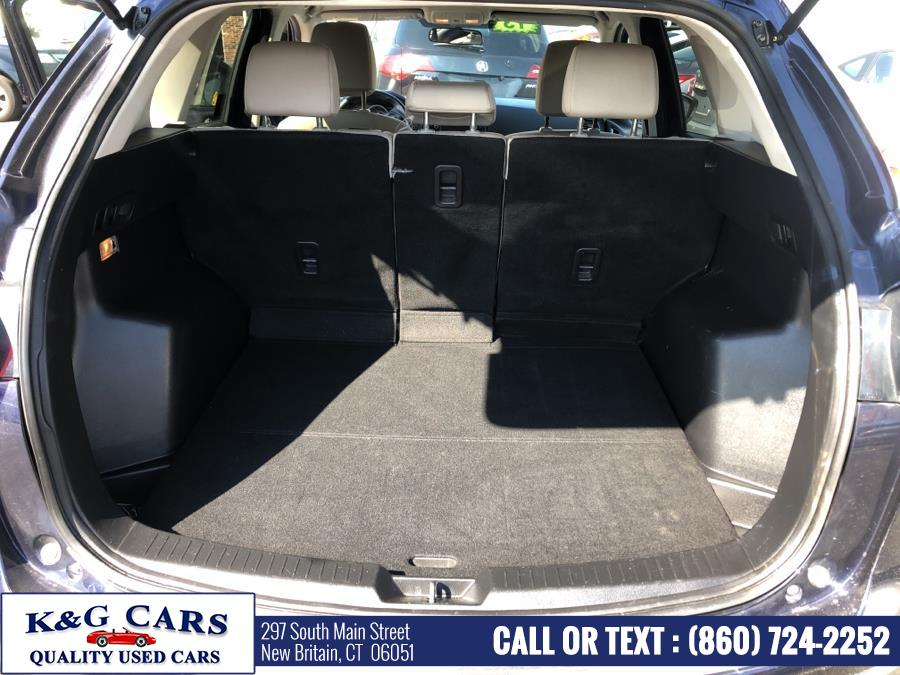 Used Mazda CX-5 AWD 4dr Auto Touring 2013   K and G Cars . New Britain, Connecticut