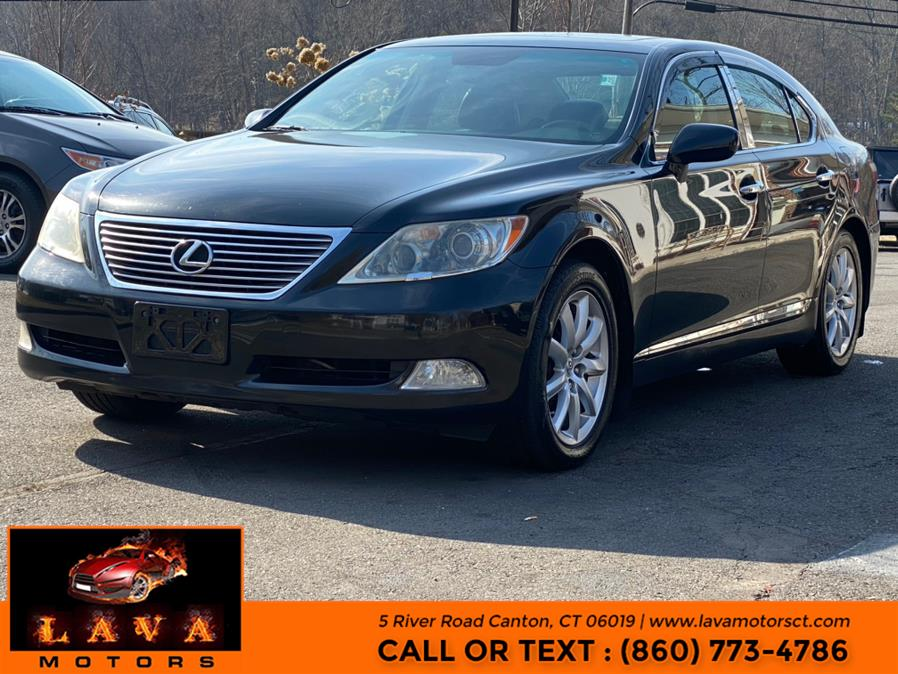 Used 2009 Lexus LS 460 in Canton, Connecticut | Lava Motors. Canton, Connecticut