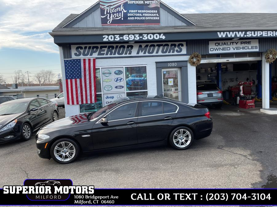 Used 2013 BMW 535XI 5 Series M SPORT in Milford, Connecticut | Superior Motors LLC. Milford, Connecticut