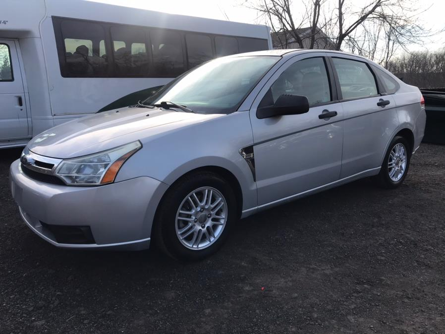 Used Ford Focus 4dr Sdn SE 2008 | Auto Drive Sales And Service. Berlin, Connecticut