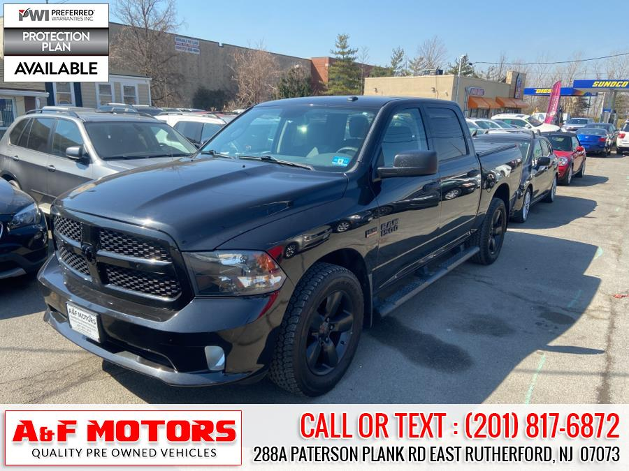 Used 2015 Ram 1500 in East Rutherford, New Jersey | A&F Motors LLC. East Rutherford, New Jersey