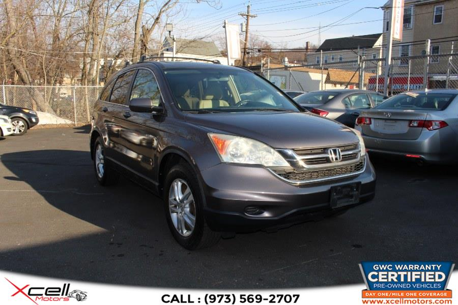 Used 2010 Honda CRV  EX-L in Paterson, New Jersey | Xcell Motors LLC. Paterson, New Jersey