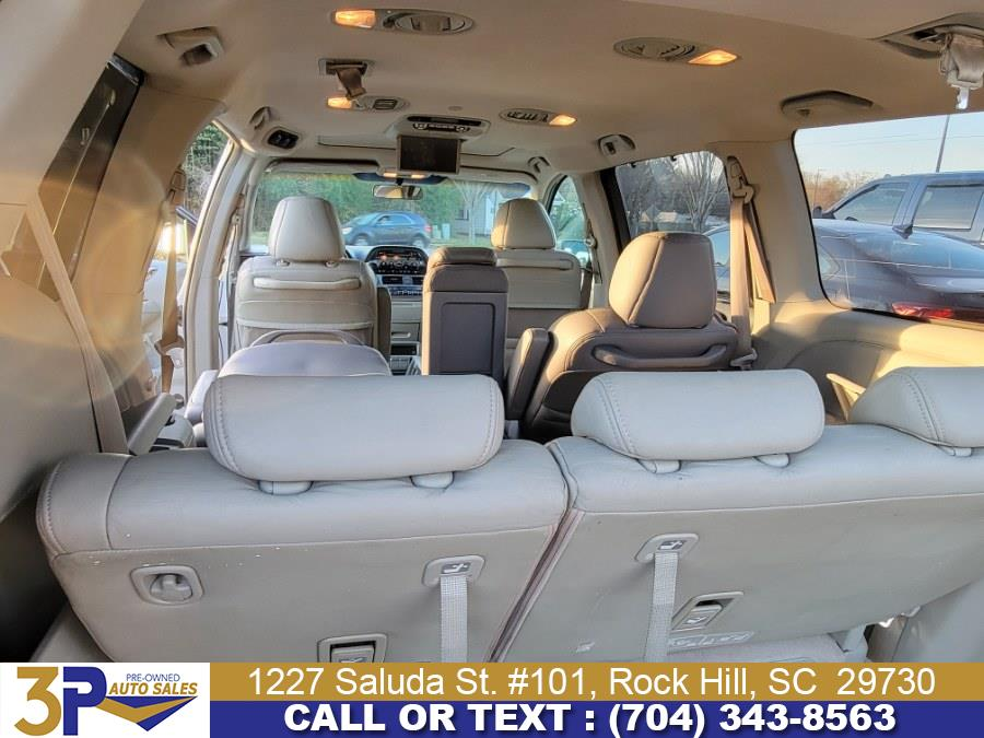 Used Honda Odyssey EX-L AT with RES 2005 | 3 Points Auto Sales. Rock Hill, South Carolina