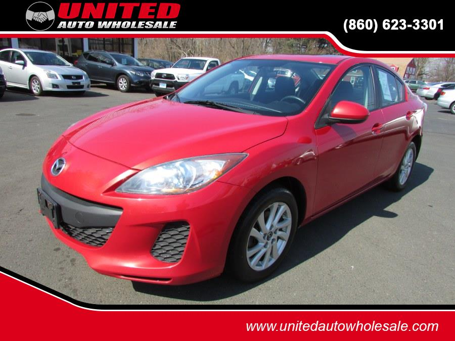 Used 2013 Mazda Mazda3 in East Windsor, Connecticut | United Auto Sales of E Windsor, Inc. East Windsor, Connecticut