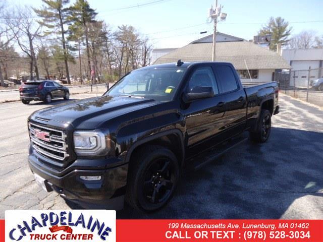 Used 2018 GMC Sierra 1500 in Lunenburg, Massachusetts | Chapdelaine Truck Center Inc.. Lunenburg, Massachusetts