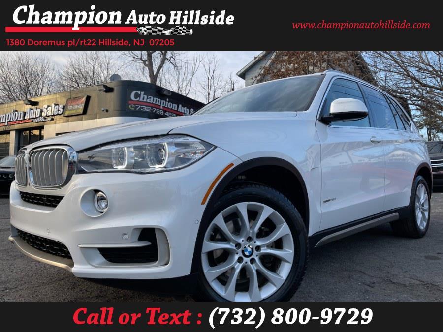 Used 2018 BMW X5 in Hillside, New Jersey | Champion Auto Sales. Hillside, New Jersey