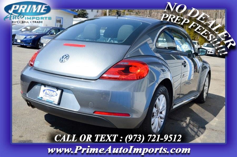 Used Volkswagen Beetle Coupe 2dr Auto 2.5L Entry PZEV 2013 | Prime Auto Imports. Bloomingdale, New Jersey