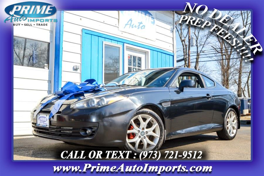 Used 2008 Hyundai Tiburon in Bloomingdale, New Jersey | Prime Auto Imports. Bloomingdale, New Jersey