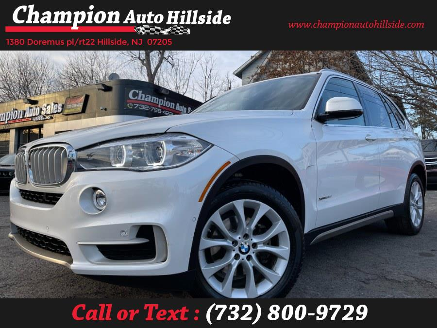 Used 2018 BMW X5 in Hillside, New Jersey | Champion Auto Hillside. Hillside, New Jersey