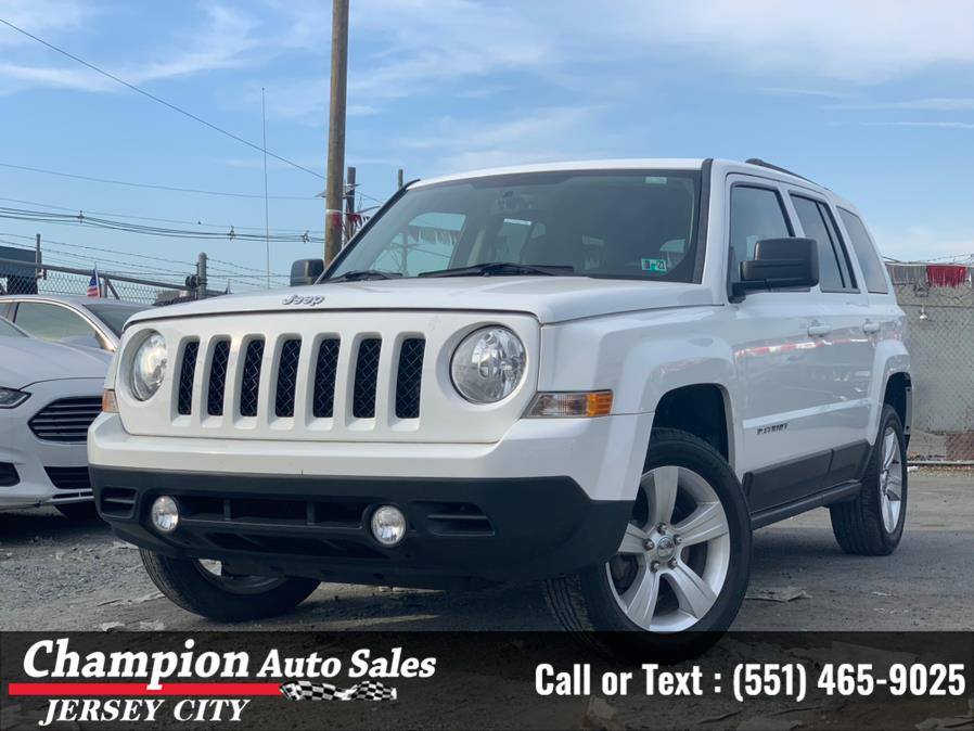 Used Jeep Patriot 4WD 4dr Latitude 2015 | Champion Auto Sales of JC. Jersey City, New Jersey