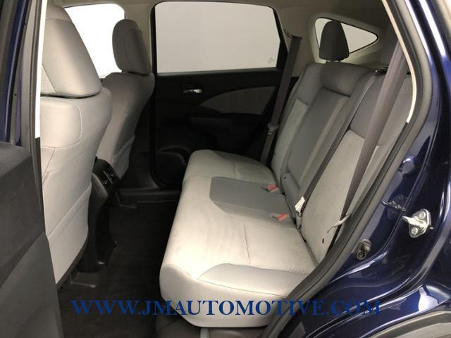 Used Honda Cr-v AWD 5dr EX 2016   J&M Automotive Sls&Svc LLC. Naugatuck, Connecticut