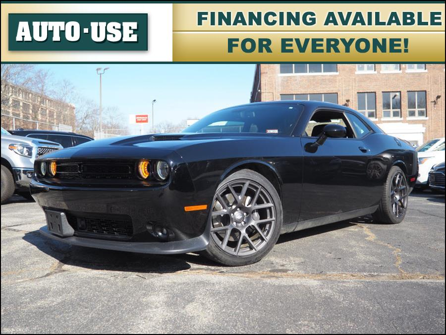 Used 2017 Dodge Challenger in Andover, Massachusetts | Autouse. Andover, Massachusetts